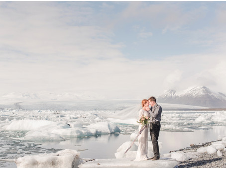Sara-Irene and Alex | An Icelandic Elopement