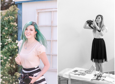 Meet Hannah | Second Shooter, Editor and Real Life Lisa Frank | Meet Your Albuquerque Wedding Photog