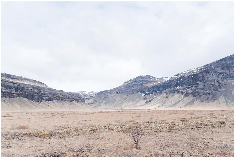 Iceland mountain iceland senery