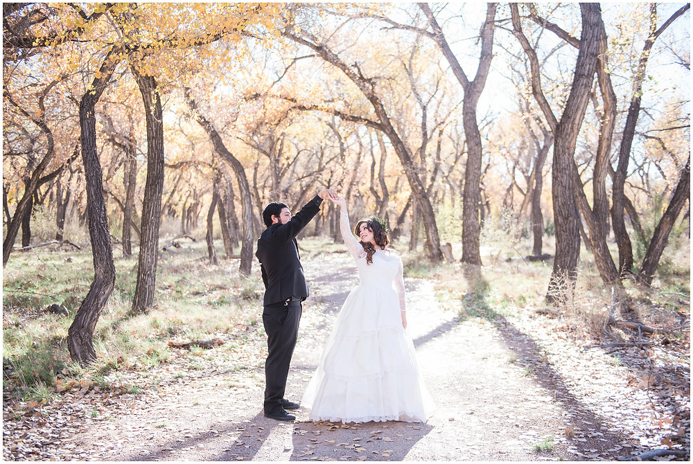 Fall Wedding. Fall Wedding Albuquerque. New Mexico Wedding Venues. Hyatt Regency Tamaya Wedding. Albuquerque Wedding Photographers. New Mexico Wedding Photographers. Where to get married in Albuquerque.