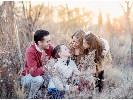 Jayme Parker and Family