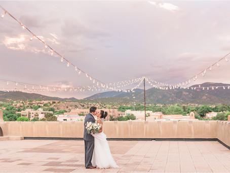 Victoria and Aaron | An Elegant Summer Wedding | New Mexico Wedding Photographers