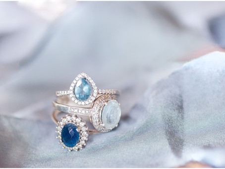 Choosing and Caring for Your Alternative Stone Engagement Rings   Albuquerque Wedding Photographer