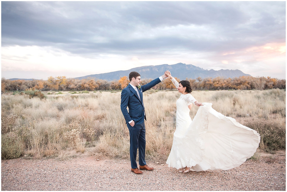 Autumn Wedding. Wedding Venues in Albuquerque. Tamaya Wedding. Hyatt Regency Tamaya Wedding. Albuquerque Wedding Photographers. New Mexico Wedding Photographers. Where to get married in Albuquerque.