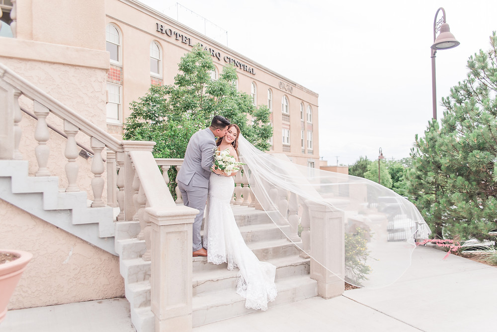 Hotel Parq Central; Hotel Parq Central Wedding; Albuquerque Wedding; Albuquerque Wedding Photographer; Summer Wedding; New Mexico Wedding; Downtown Albuquerque Wedding; Downtown Albuquerque Wedding Venue; New Mexico Wedding Venues; Albuquerque Wedding Venues