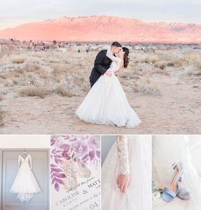 San Felipe de Niri and Noah's Winter Wedding | Caroline and Matt