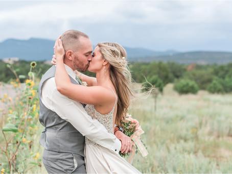 Nikki & Shawn | Vibrant Nature Pointe Wedding | Albuquerque Wedding Photographers