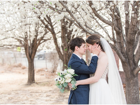 Jessica + Jordan | A Spring Wedding at Casa Vieja