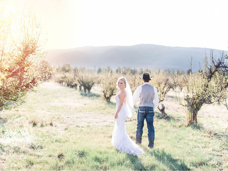 Christi and Clay | Manzano Mountain Retreat Wedding | New Mexico Wedding Photographers