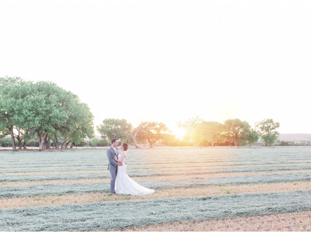 Amanda + Wayne | An Elegant New Mexico Ranch Wedding