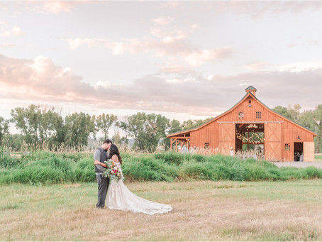 Angela & Francisco | Vibrant Log River Ranch Wedding | New Mexico Wedding Photographers
