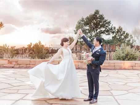 Stacey + Manny | A Santa Fe Four Seasons Wedding | New Mexico Wedding Photographers