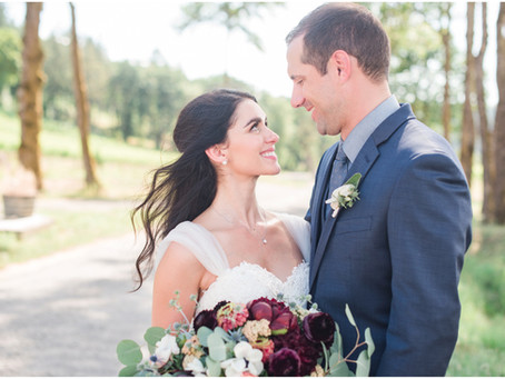 Argi + Seth | A Summertime Wedding in Oregon's Wine Country