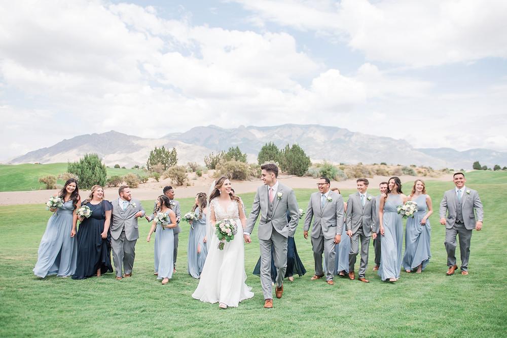 Sandia Casin; Sandia Casino Wedding; Albuquerque Wedding; Albuquerque Wedding Photographer; Summer Wedding; New Mexico Wedding; New Mexico Wedding Venues; Albuquerque Wedding Venues