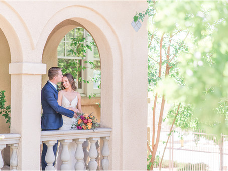 Sarah & Lance | A Modern, Two Day Celebration | Albuquerque Wedding Photographers