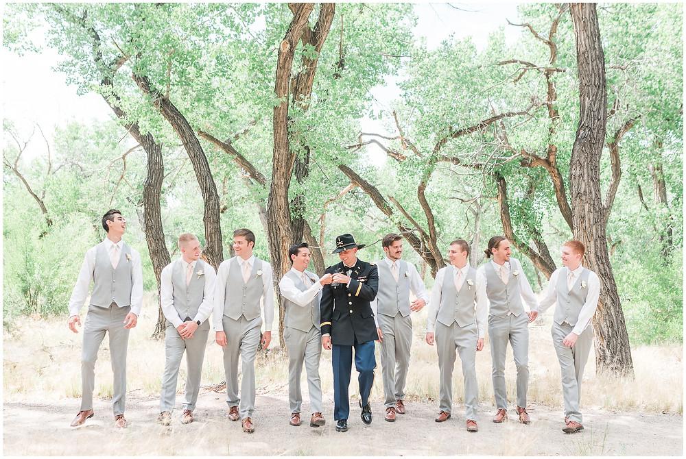 Hyatt Regency Tamaya Wedding. Tamaya Wedding. Santa Fe Wedding. Santa Fe Wedding Photographer. Albuquerque Wedding. Albuquerque Wedding Photographer. New Mexico Wedding. New Mexico Wedding Photographer. Lace Wedding Dress. Classic Bride. Glam Bride. Elegant Bride. Girly Bride. Military Wedding.
