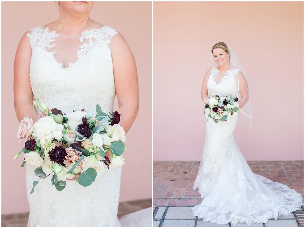 Los Poblanos wedding. summer wedding. wedding invitations. New mexico wedding. Outdoor wedding. Maura Jane Photography. messy bouquet. wedding bouquet. Albuquerque wedding.