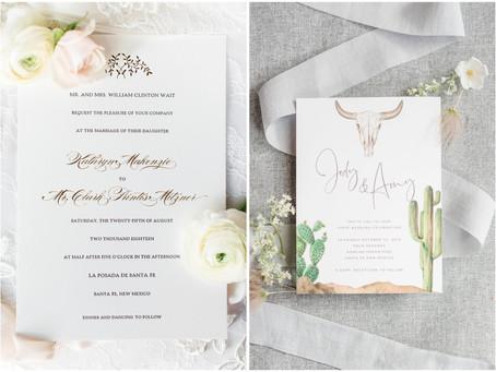 2020 Wedding Trends |New MexicoWedding Photographers