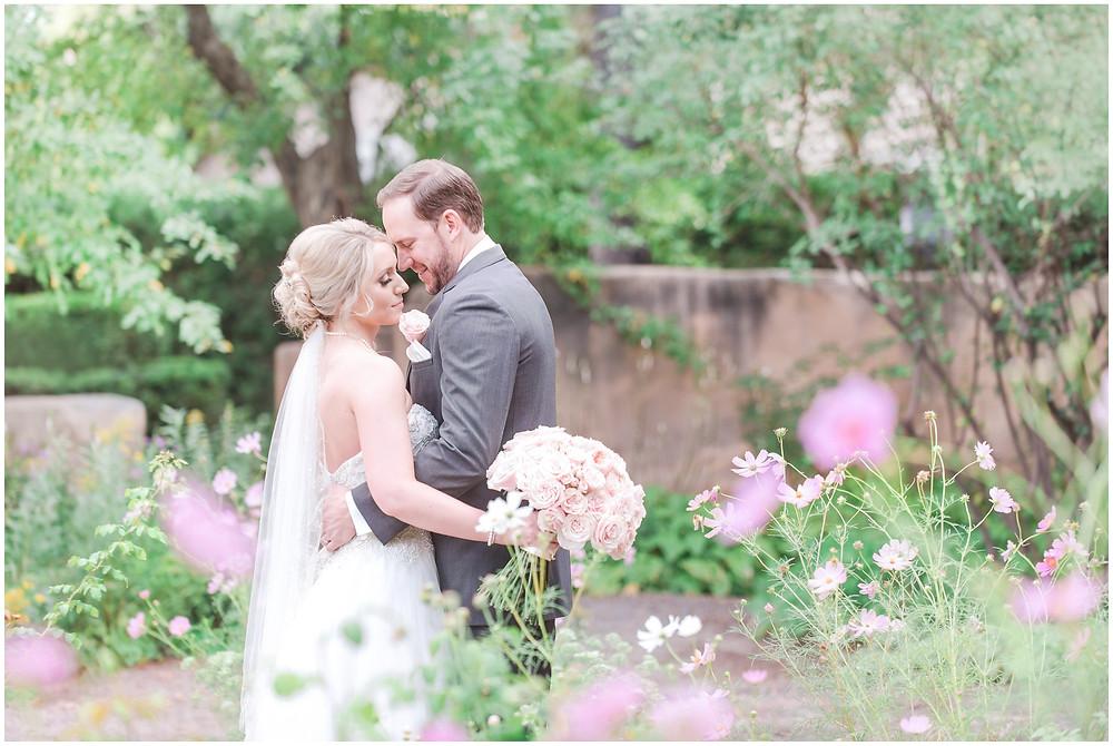 Los Poblanos Wedding Venue. Albuquerque Wedding Photographer. New Mexico Wedding Photographer. Los Poblanos Lavender Farm. Garden Wedding. Fairytale Wedding.