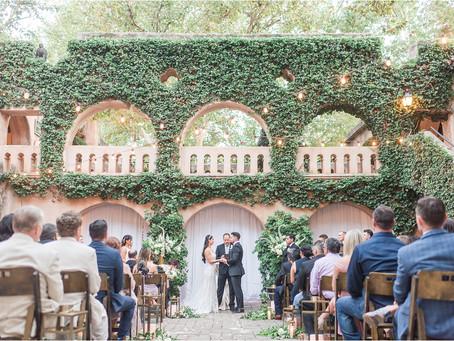 Kelsie & Xavier | Breathtaking Sedona Wedding at Tlaquepaque| Destination Wedding Photographers