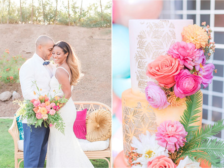 Our Favorite Color Palettes | How to Incorporate your Wedding Colors | NM Wedding Photographers