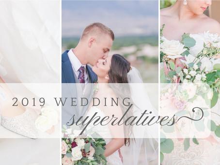2019 Wedding Superlatives   New Mexico Wedding Photographers