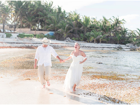 Trista + Clint | A Wedding in Paradise, Isla Mujeres, Mexico