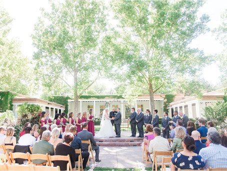 Our Favorite New Mexico Ceremony Locations | New Mexico Wedding Photographers