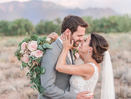 Cristina & Eric | Summertime Tamaya Wedding | Albuquerque Wedding Photographers