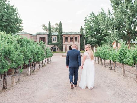 Hailey + Evan | Bright and Bold Casa Rondena Wedding | Albuquerque Wedding Photographers