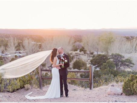 Allie + Derek | An Elegant Holiday Wedding at the Four Seasons