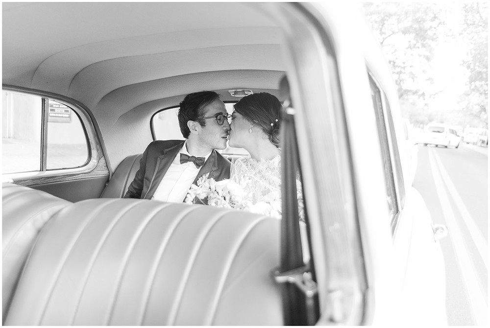 Santa Fe Wedding. Santa Fe Wedding Photographer. New Mexico Wedding. New Mexico Wedding Photographer. Classic Car. Classic Car Wedding. Elegant Bride. Classic Bride.