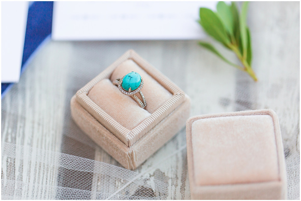 Wedding at Los Poblanos. Summer wedding New mexico. Outdoor wedding venue albuquerque. New Mexico Wedding Photographer. turquoise wedding ring