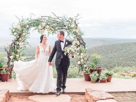Holley & Cooper | Elegant Blame Her Ranch Wedding | Santa Fe Wedding Photographers
