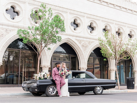 Epic Rock and Roll Styled Shoot | Albuquerque Wedding Photographers