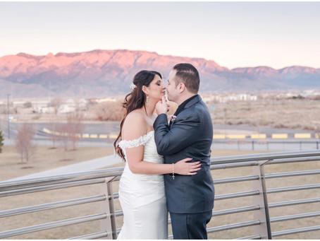 Erika + Edward | Our first wedding of 2018!