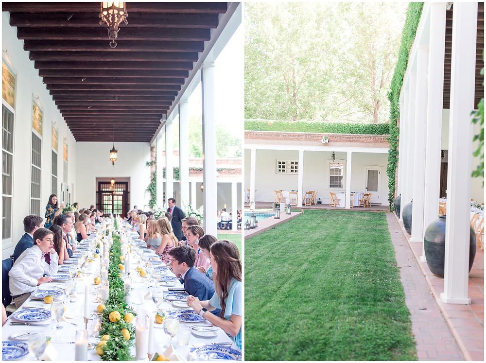 Wedding Reception Albuquerque. Wedding Venues in Albuquerque. Los Poblanos Wedding Venue. Albuquerque Wedding Photographer. New Mexico Wedding Photographer. Los Poblanos Lavender Farm.