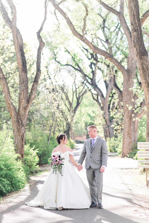 New Mexico Wedding Photographer. Los Poblanos Wedding Venue. Albuquerque Wedding Photographer. Los Poblanos Lavender Farm.