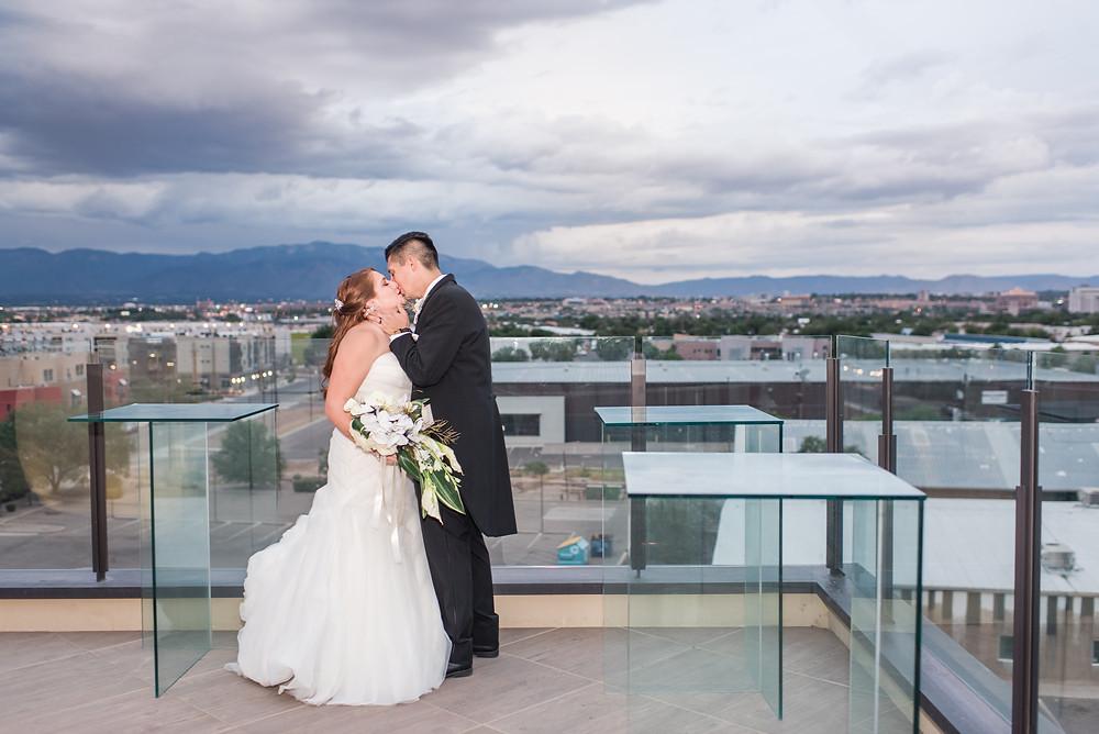 Hotel Chaco; Albuquerque Wedding; Albuquerque Wedding Photographer; Hotel Chaco Wedding; Summer Wedding; New Mexico Wedding