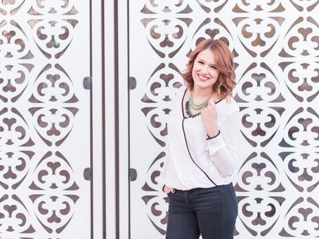 Meet Sara-Irene | Office Manager, Dog Wrangler, Dress Fixer Extraordinaire.