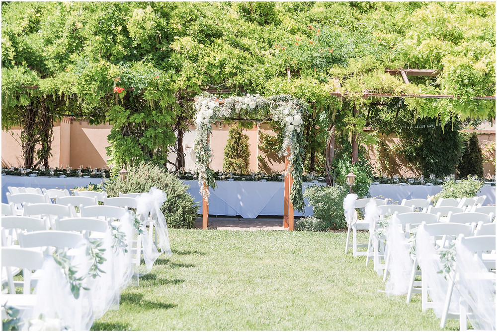 elegant dusty blue wedding. new mexico wedding photographer. hotel albuquerque wedding. new mexico bride