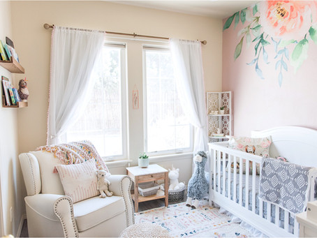 Our Baby's Nursery