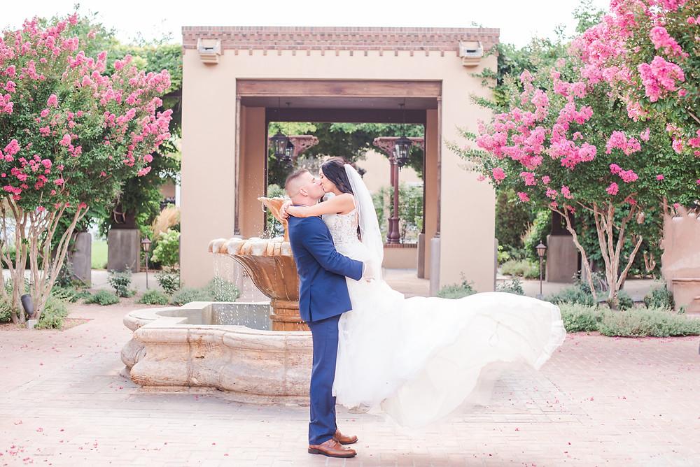 Albuquerque Wedding; Albuquerque Wedding Photographer; Hotel Albuquerque; Hotel Albuquerque Wedding; Spring Wedding; New Mexico Wedding