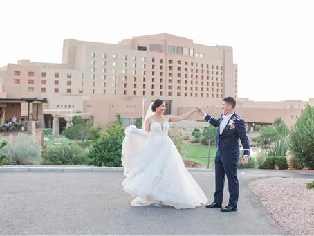 Adrian + Jennifer | Dreamy Sandia Wedding | Albuquerque Wedding Photographers