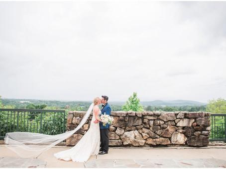 Jessica + Josh | North Carolina Wedding at the Omni Grove Park Inn