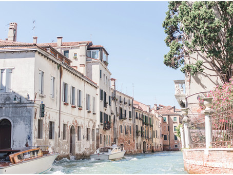 A Personal Journal | Our Trip to Italy