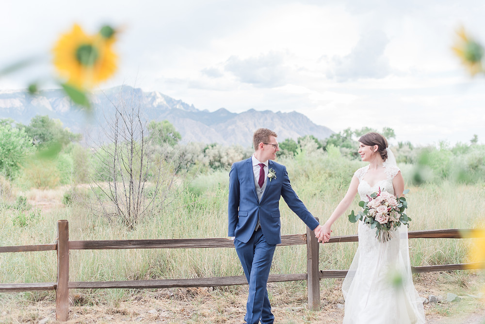 Garden Wedding. Mountain Wedding. Wedding at Hyatt Regency Tamaya. Hyatt Regency Tamaya Wedding. Albuquerque Wedding Photographers. New Mexico Wedding Photographers. Where to get married in Albuquerque.