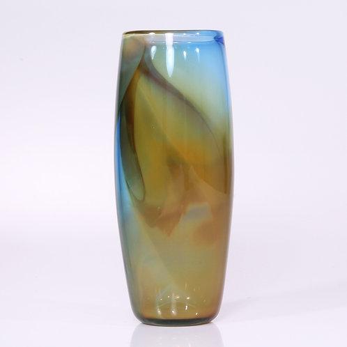 Jewel Vase blue-amber