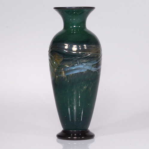 Green Gold Vase chinese
