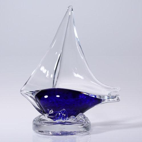 sail boat cobalt